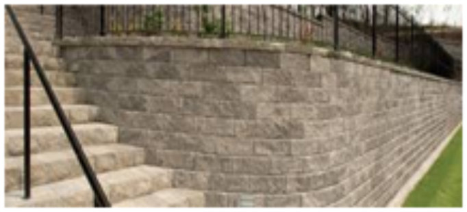 Mortar-less Retaining Wall Systems