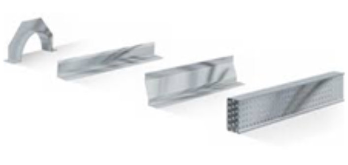 Steel Lintels and Structural Fixings